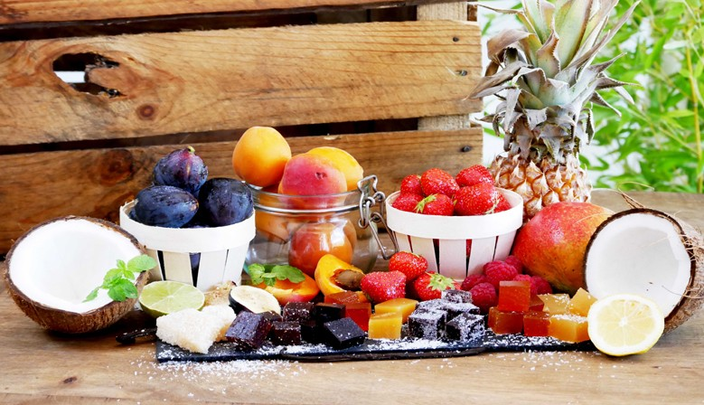 Discover our fruit pasta